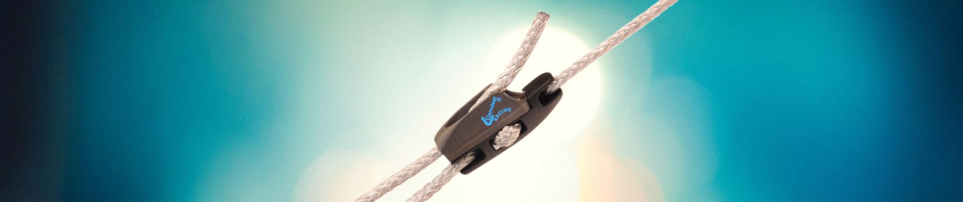 ClamCleat per Kitesurfing