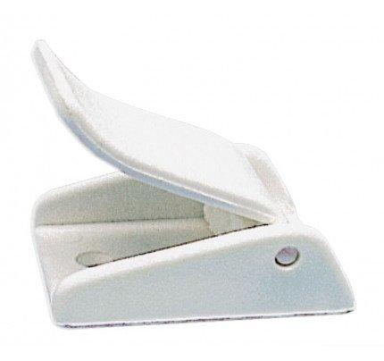 Lofrans-PCG_13766-Fibbia in plastica bianca-20