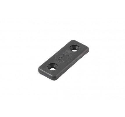 Allen-A0099G-Piastrina in Nylon per fissaggio cinghie laser grigia-21