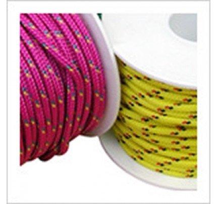 Cordescotte.it-OV-1127-Bobina 500 metri treccia in polipropilene con anima Ø 2-3mm di vari colori-21