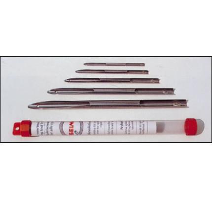 Set Aghi inox diametri 4-13mm per impalmatura cime