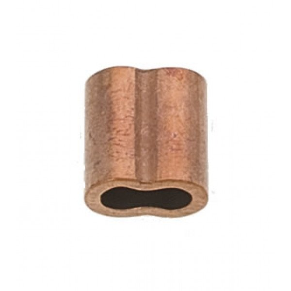 Viadana-46.02-Manicotto in rame per pressatura cavo Ø2.5mm-30