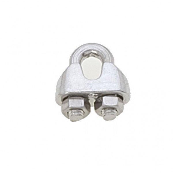 Viadana-60.05-Morsetto inox per cavo Ø5mm-30